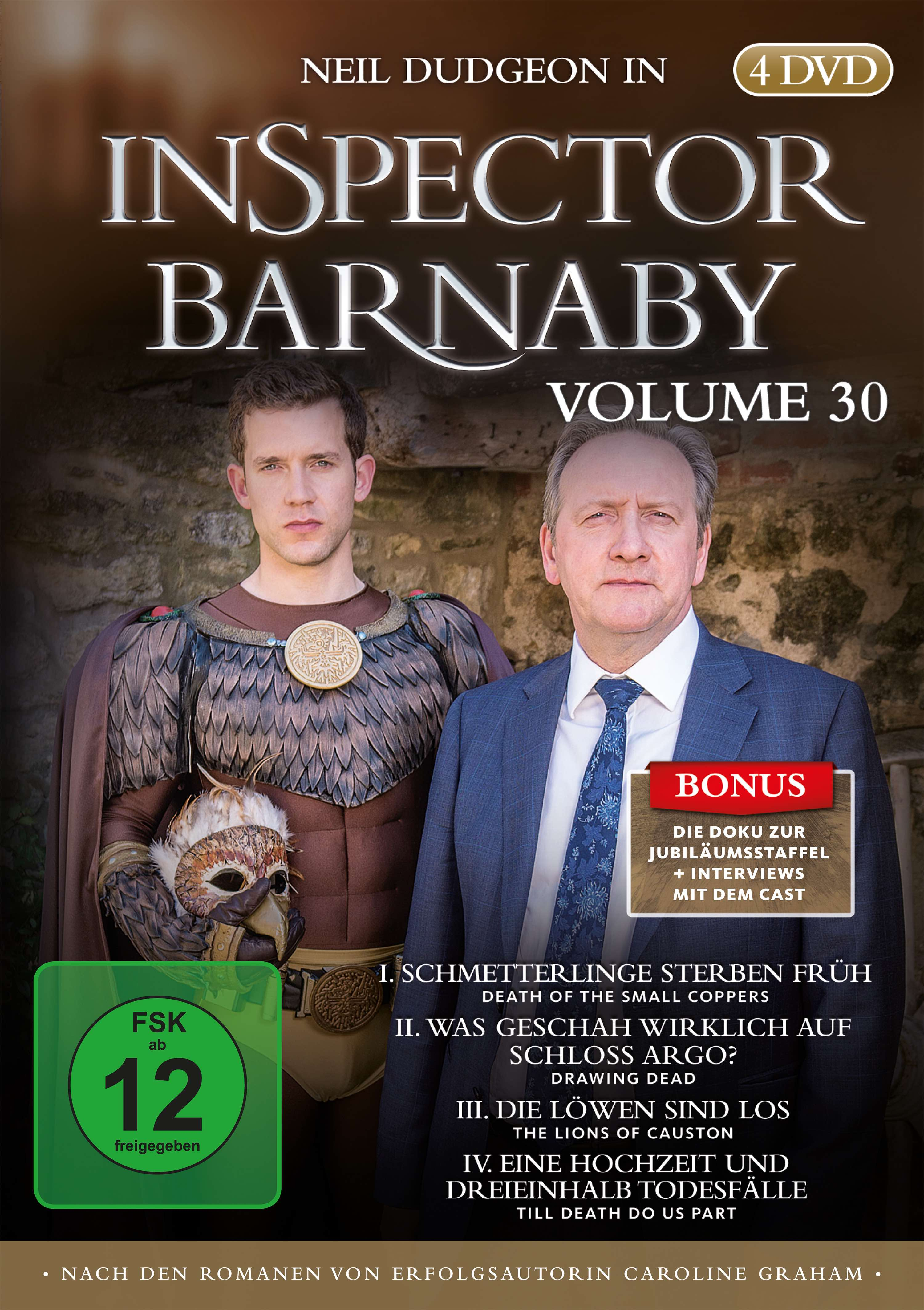 0214217ER2 InspectorBarnaby Vol30 DVD cover