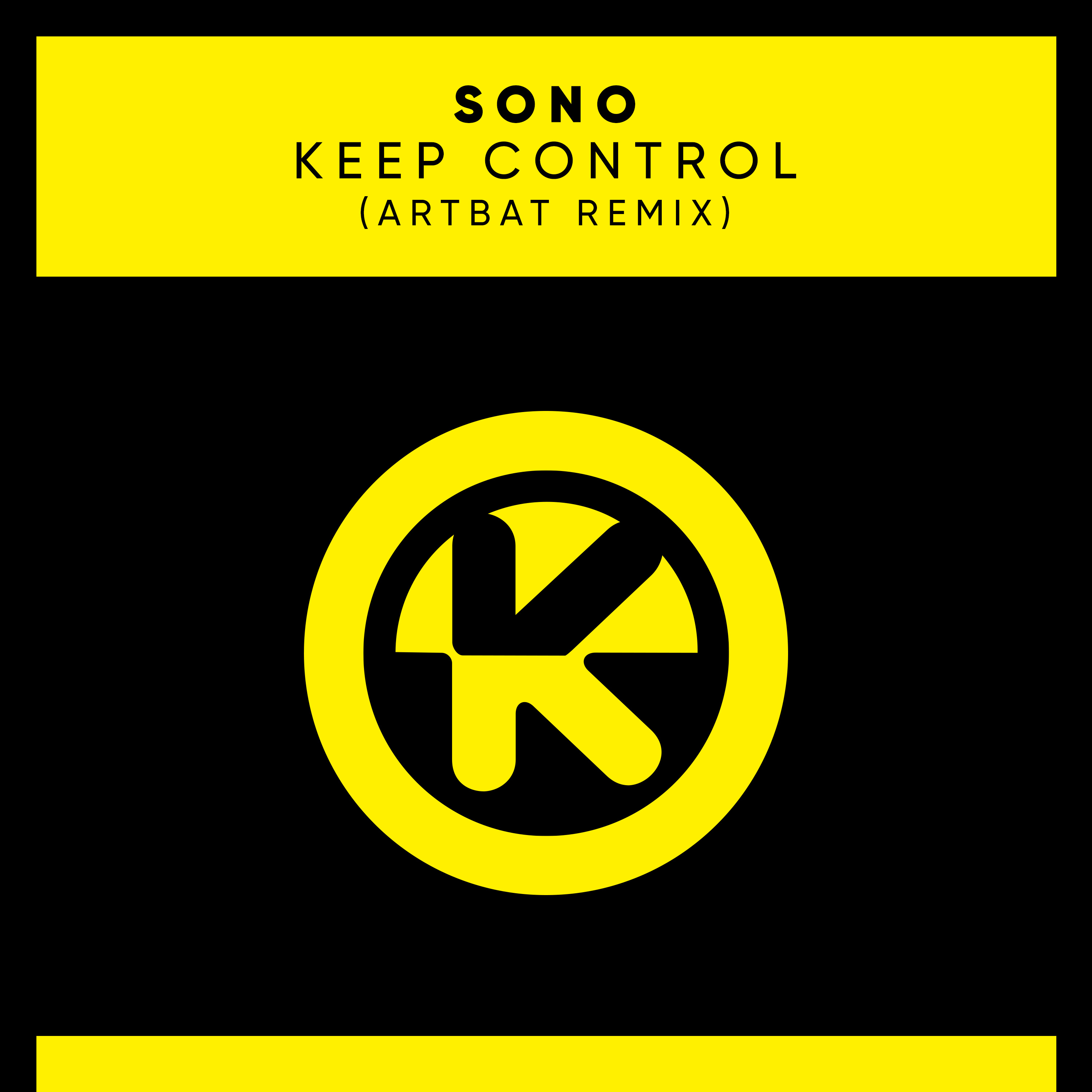 Cover SONO   Keep Control ARTBAT Remix