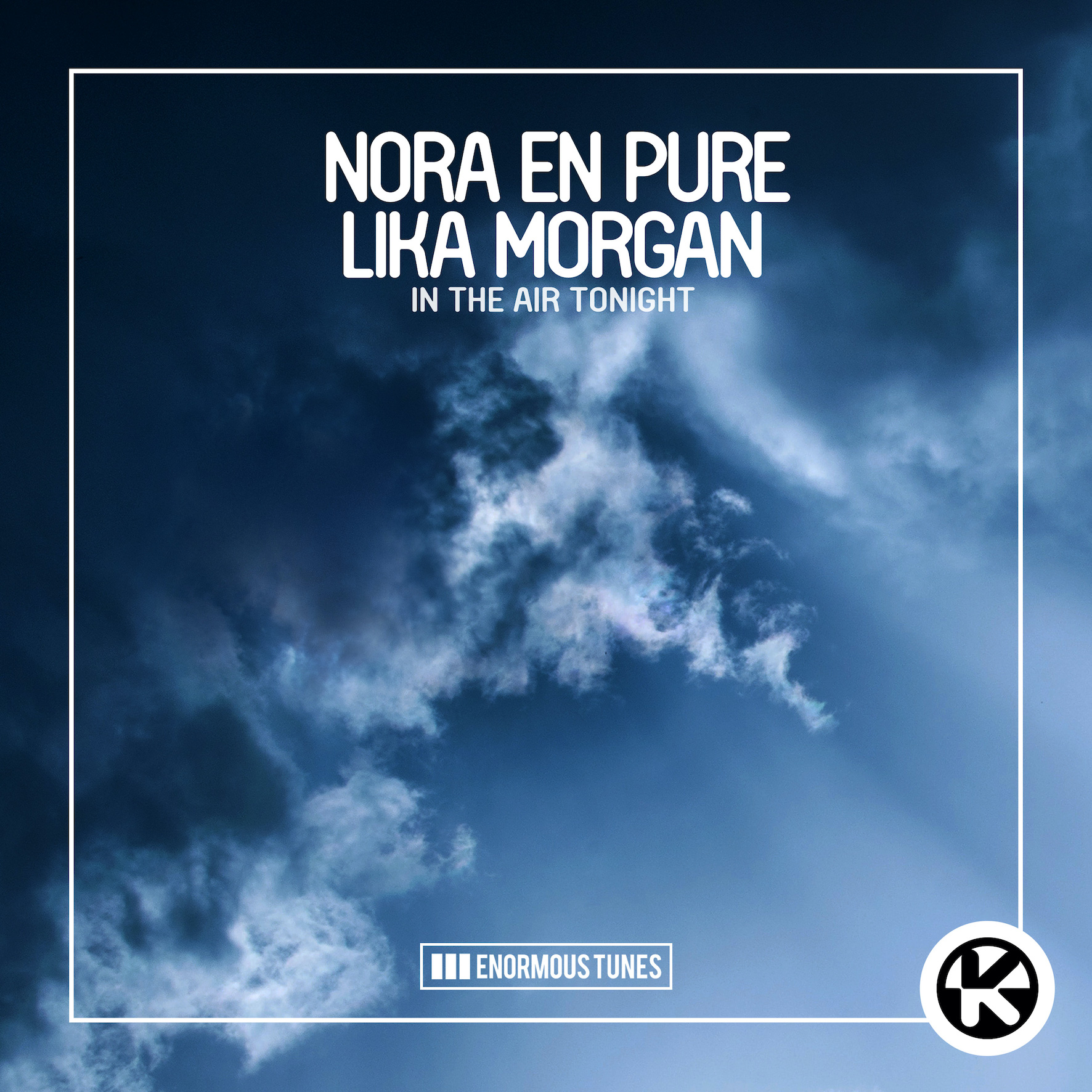 Cover Nora En Pure  Lika Morgan   In the Air Tonight