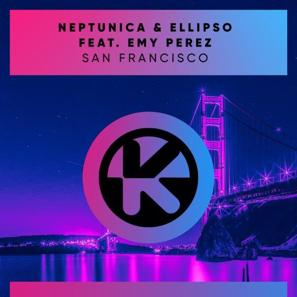 Cover Neptunica  Ellipso feat. Emy Perez   San Francisco