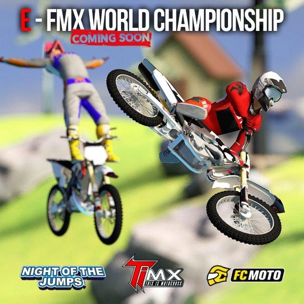 e FMX World Championship   Whip Cliffhanger
