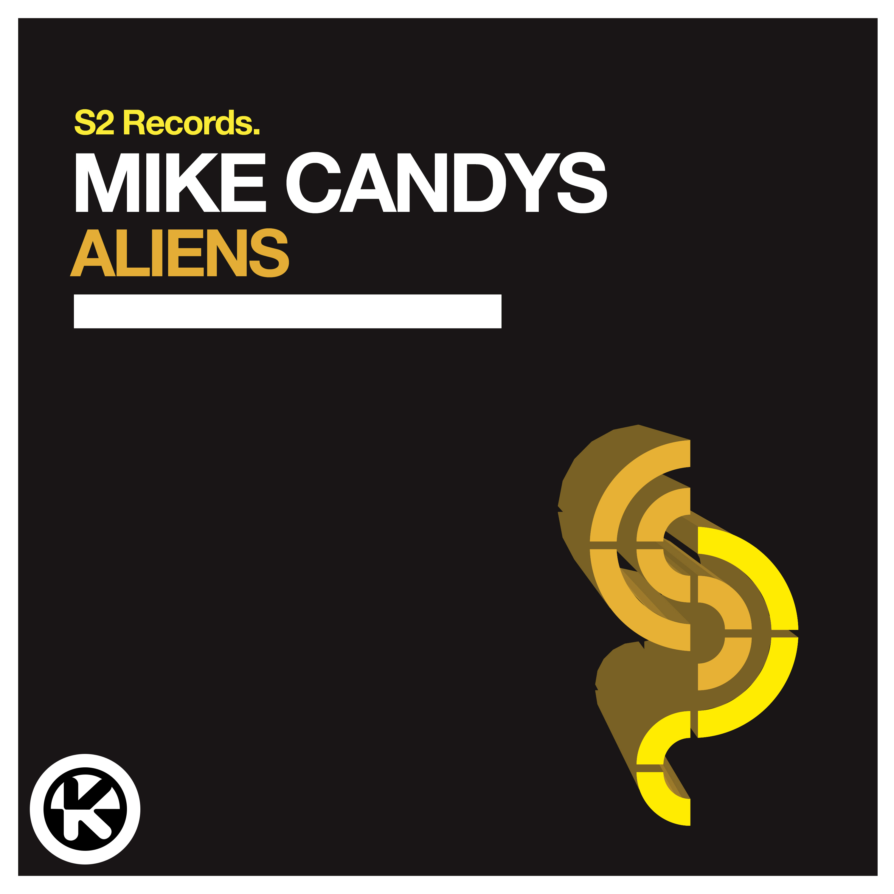 Cover Mike Candys   Aliens