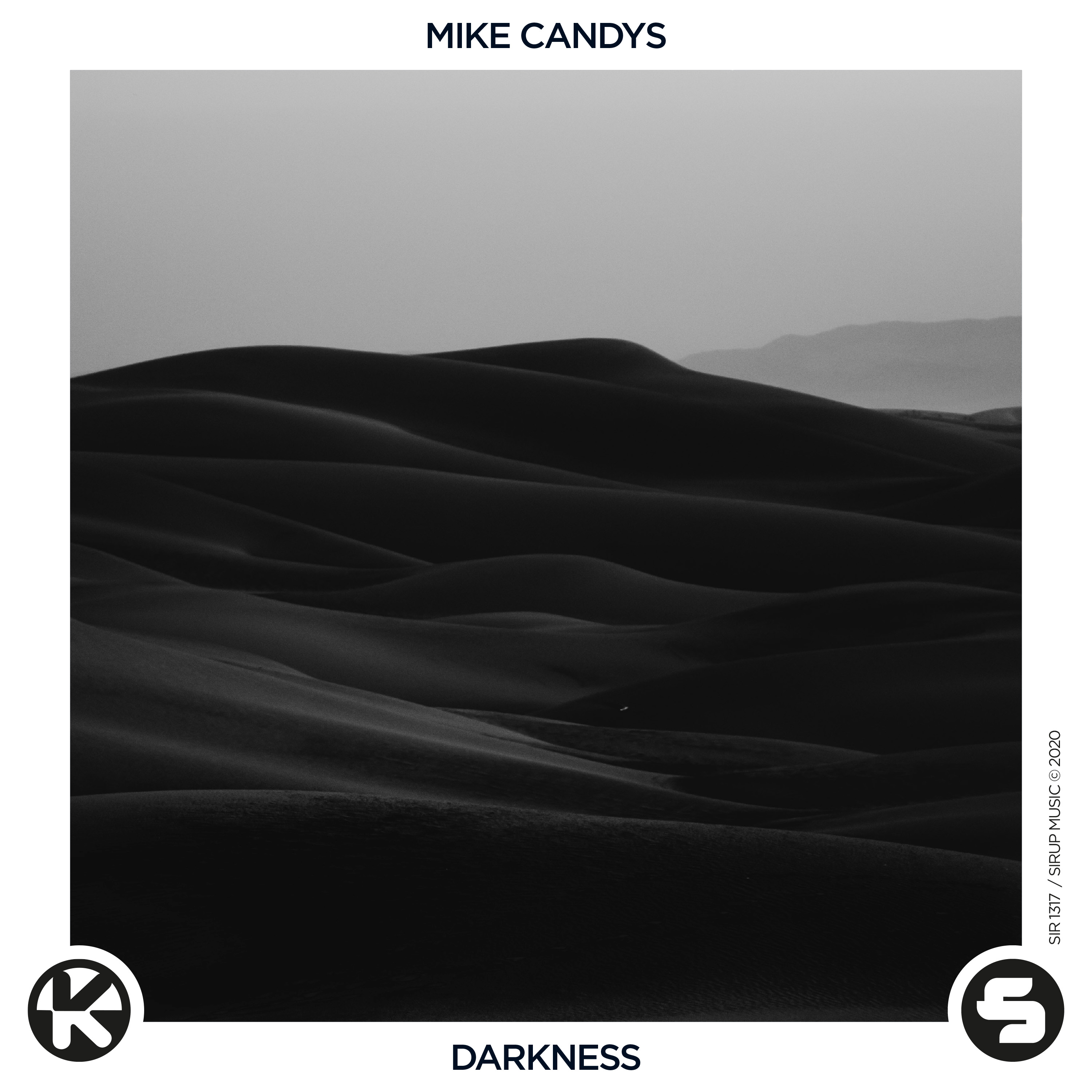 Cover Mike Candys   Darkness