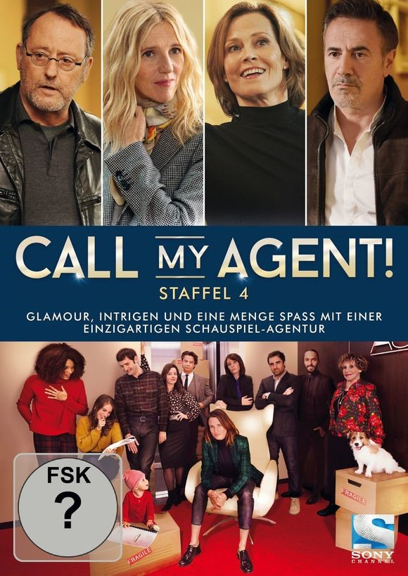 call my agent cover