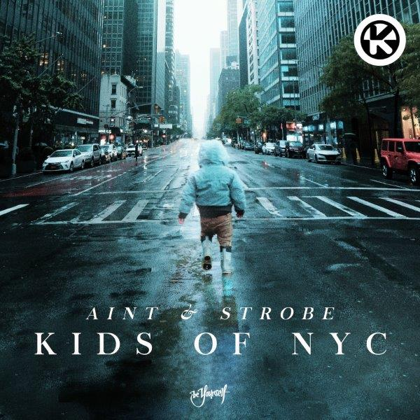 Cover AINT  STROBE   KIDS OF NYC